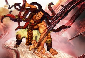 Necalli Revealed as New Street Fighter V Character