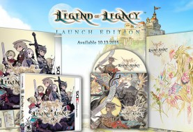 The Legend of Legacy Launch Edition Arrives October 13