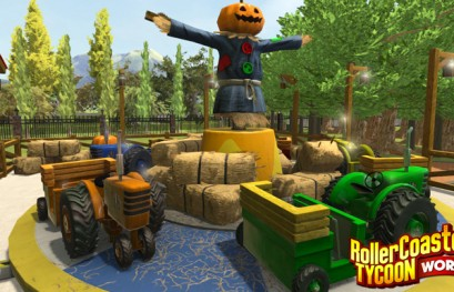 RollerCoaster Tycoon World Set to Release December 10