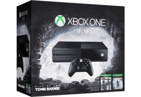Xbox One Rise of the Tomb Raider Bundle Arrives November