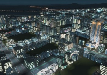 Cities: Skylines After Dark Review: Lights Out