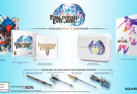 Final Fantasy Explorers Collector's Edition Announced