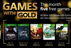 Games with Gold December 2015 Includes Van Helsing, Thief