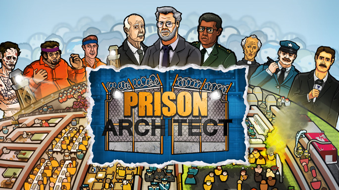 Prison Architect Heading to PS4, Xbox 360 and Xbox One