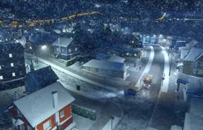 Cities: Skylines Snowfall Arrives February 18, Priced at $12.99