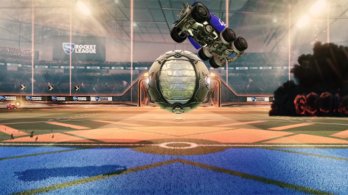 rocket league available on xbox one starting february 17. Black Bedroom Furniture Sets. Home Design Ideas