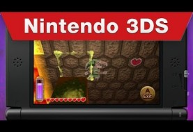A Link Between Worlds Gets a New Gameplay Trailer