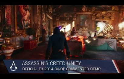 Assassin's Creed Unity Multiplayer Confirmed