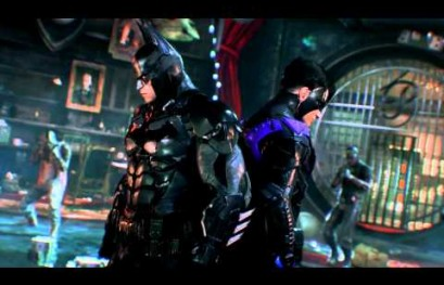 Batman: Arkham Knight Launch Trailer Arrives in Style