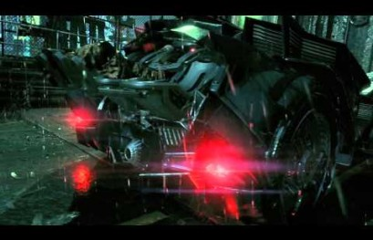 Batman: Arkham Knight Previewed in New Gameplay Video