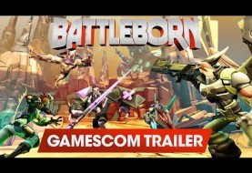 Battleborn Arrives on PC, PS4 and Xbox One February 9, 2016