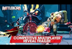 Battleborn Competitive Multiplayer Revealed in New Trailer