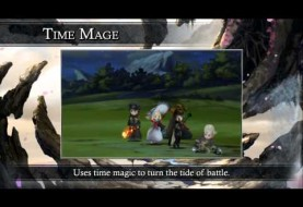 Bravely Default Jobs Trailer Details Class Variety