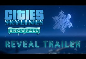 Cities: Skylines Snowfall Announced as Game's Next Expansion