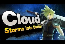 Cloud Strife Joining Super Smash Bros.