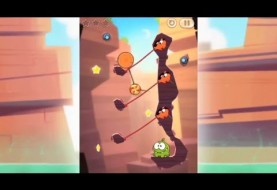 Cut the Rope Triple Threat Heading to 2DS, 3DS