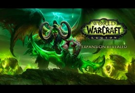 Demon Hunter Class Announced for WoW Expansion: Legion
