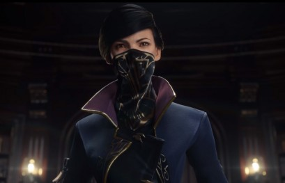 Dishonored 2 Releases November 11, 2016