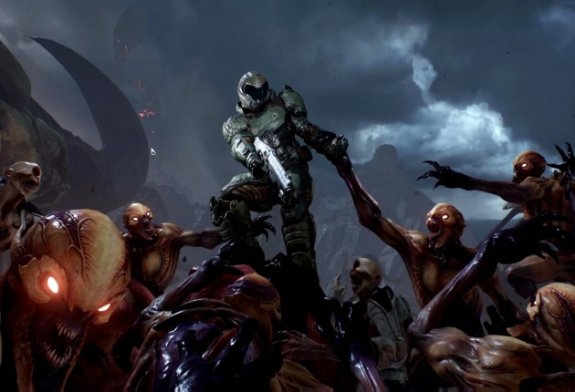 This is Doom, the way it should be in 2016.