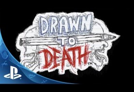 Drawn to Death Announced as a Unique Arena Shooter