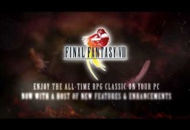 Final Fantasy VIII Now Available on Steam