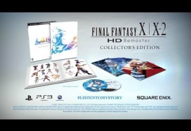 Final Fantasy X / X-2 HD Remaster Editions Detailed in Video
