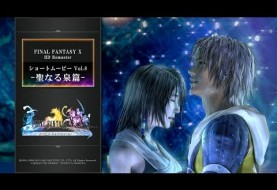 Final Fantasy X / X-2 HD Videos Bring Back Blitzball Memories