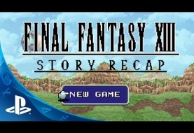 Final Fantasy XIII Redone in 16-Bit is Pretty Awesome