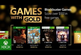 Games with Gold April 2016: Sunset Overdrive, Saints Row IV