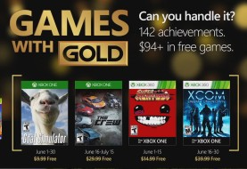 Games with Gold June 2016: Goat Simulator, The Crew