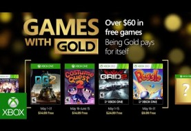 Games with Gold May 2016: Defense Grid 2, Costume Quest 2