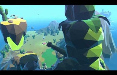 Grow Home Revealed as 'Experiential Climbing Game'