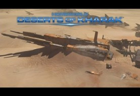 Homeworld: Deserts of Kharak Announced, Launches Jan. 20