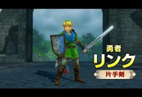 Hyrule Warriors Gets a New Trailer in Japan Showcasing Link