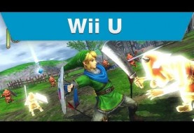 Hyrule Warriors is a Zelda Spinoff by Tecmo Koei