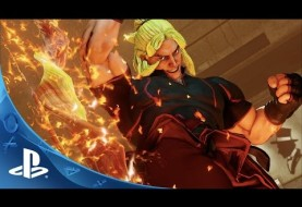 Ken Joins Street Fighter V Roster in New Trailer