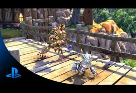 Knack Two-Player Coop Shown Off in New Video