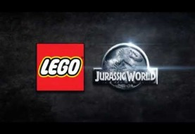 LEGO Jurassic World Teased in New Trailer