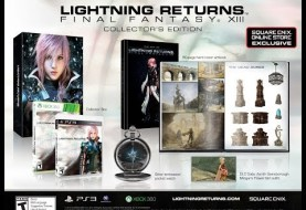 Lightning Returns Collector's Edition Announced