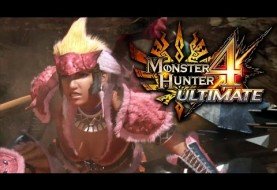 Monster Hunter 4 Ultimate Gets a Launch Trailer
