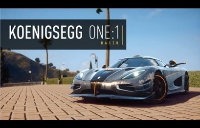 Need for Speed Rivals Adds Koenigsegg One:1 for Free