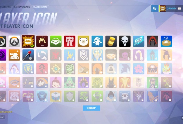 Everybody loves to collect icons, right?