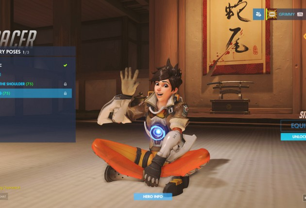 Blizzard is one of the few companies that can create such an instantly likable character like Tracer.