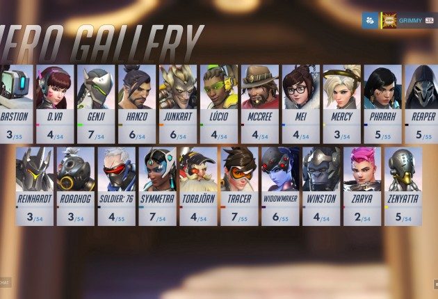 The world needs more heroes… and hopefully there are more coming to Overwatch.