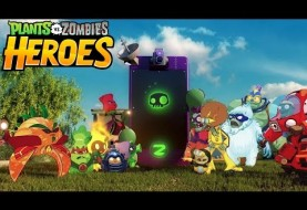 Plants vs. Zombies Gets Collectible Card Game Spinoff