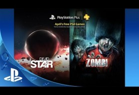 PlayStation Plus April 2016 Features Zombi, Dead Star