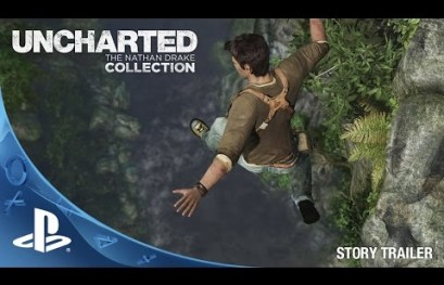 Preview The Nathan Drake Collection in New Trailer