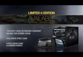 Project CARS Arriving on November 18