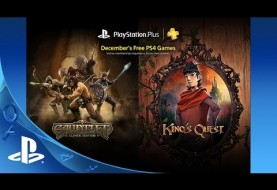 PS Plus December 2015 Lineup Stars Gauntlet, King's Quest