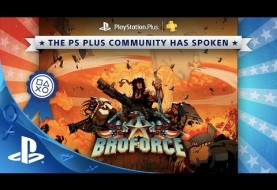 PS Plus March 2016 Gets Broforce, Galak-Z and More